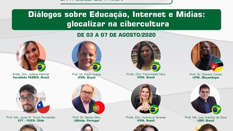 Faculdade FAMEN realiza Fórum Internacional de Educação ONLINE e GRATUITO